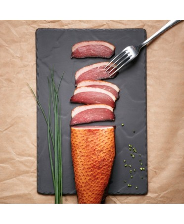 Whole Smoked Duck Breast - 450g