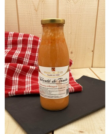 Cream of Trout Soup - 480ml