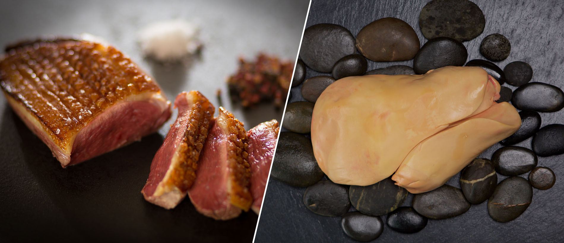 Label Rouge farm duck from Béarn