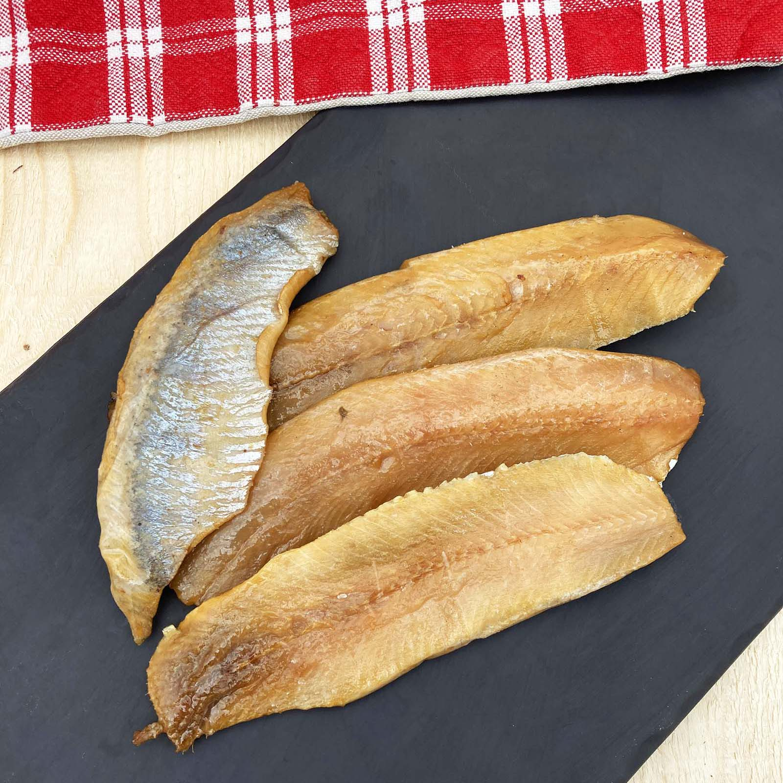 Filets de harengs fumés - 180g